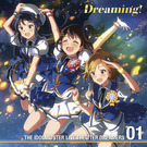 THE IDOLM@STER LIVE THE@TER DREAMERS 01 Dreaming!【初回限定盤】
