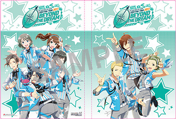 THE IDOLM@STER SideM GREETING ...