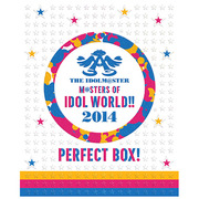 "THE IDOLM@STER M@STERS OF IDOL WORLD!!2014 ""PERFECT BOX!""【完全初回生産限定盤】"