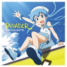 イカ娘 ファーストアルバム INVADER【初回限定盤】
