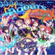 『ラブライブ!サンシャイン!!』アニメーションPV付きシングル 「KU-RU-KU-RU Cruller!」【DVD付】...