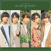 SparQlew 2ndフルアルバム「evergreen」【通常盤】/SparQlew