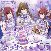 THE IDOLM@STER SHINY COLORS L@YERED WING 05/アルストロメリア