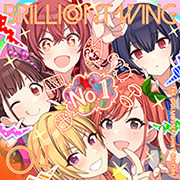 THE IDOLM@STER SHINY COLORS BRILLI@NT WING 04 夢咲きAfter school