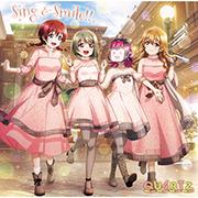 QU4RTZ 1st シングル「Sing & Smile!!」/QU4RTZ