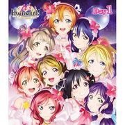 ラブライブ!μ's Final LoveLive! ~μ'sic Forever♪♪♪♪♪♪♪♪♪~ Blu-ray Day1