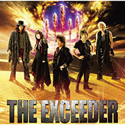 THE EXCEEDER/NEW BLUE【通常盤】