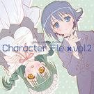 キャラクターファイル Vol.2 大地 薫×四季鏡早苗