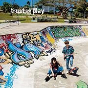 柿原徹也×岡本信彦 Collaboration Mini Album「trust and play」【通常盤】