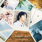 wonderful days【通常盤】