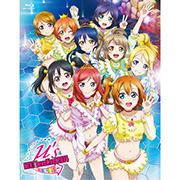 ラブライブ! μ's →NEXT LoveLive! 2014~ENDLESS PARADE~ Blu-ray Disc