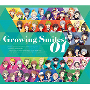 THE IDOLM@STER SideM GROWING SIGN@L 01 Growing Smiles!/315 A...
