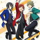 "THE IDOLM@STER SideM ANIMATION PROJECT 07 ""ARRIVE TO STAR"""