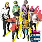 GETUP! GETLIVE! Steam Rising
