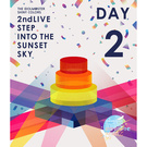 「THE IDOLM@STER SHINY COLORS 2ndLIVE STEP INTO THE SUNSET SKY」Blu-ray 通常版 DAY2