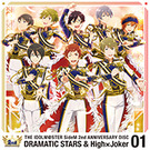THE IDOLM@STER SideM 2nd ANNIVERSARY DISC 01