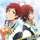 "THE IDOLM@STER SideM ANIMATION PROJECT 08 ""GLORIOUS RO@D"""