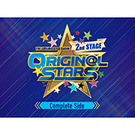 THE IDOLM@STER SideM 2nd STAGE ~ORIGIN@L STARS~ Live Blu-ray  【Complete Side】