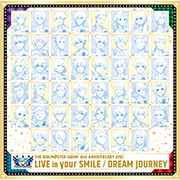 THE IDOLM@STER SideM 4th ANNIVERSARY DISC「LIVE in your SMILE / DREAM JOURNEY」