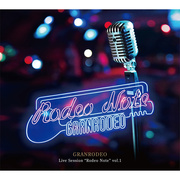 """GRANRODEO Live Session """"Rodeo Note"""" vol.1【初回限定盤 (C..."""