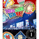 THE IDOLM@STER SideM 4th STAGE ~TRE@SURE GATE~ LIVE Blu-ray  【SMILE PASSPORT(DAY1通常版)】