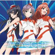 THE IDOLM@STERシリーズ イメージソング2021「VOY@GER」 【シャイニーカラーズ盤】