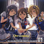 THE IDOLM@STER LIVE THE@TER DREAMERS 01 Dreaming!【通常盤】