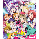 ラブライブ! μ's Go→Go! LoveLive! 2015 〜Dream Sensation!〜   Blu-ray Day1