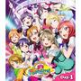 ラブライブ! μ's Go→Go! LoveLive! 2015 〜Dream Sensation!〜   Blu-ray Day1