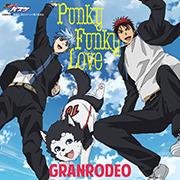 Punky Funky Love【アニメ盤】