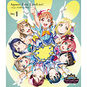 ラブライブ!サンシャイン!! Aqours First LoveLive! ~Step! ZERO to ONE~ Blu-ray Day1