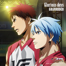 Glorious days【アニメ盤】