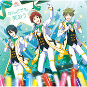 THE IDOLM@STERシリーズ15周年記念曲「なんどでも笑おう」 【SideM盤】/THE IDOLM@STER ...