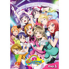 ラブライブ! μ's Go→Go! LoveLive! 2015 〜Dream Sensation!〜   DVD Day1