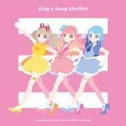 『アイカツオンパレード!』 挿入歌アルバム「Sing a Song Shuffle!」