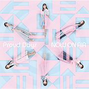 Proud Days【通常盤(CD ONLY)】