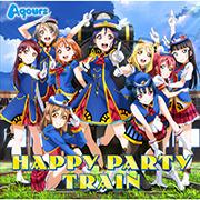 HAPPY PARTY TRAIN【DVD付】