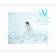 AZUSA TADOKORO LIVE 2021~Waver~ LIVE Blu-ray【完全生産限定版】/田所あずさ