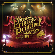 プリンセス・プリンシパル THE LIVE Yuki Kajiura×Void_Chords LIVE CD