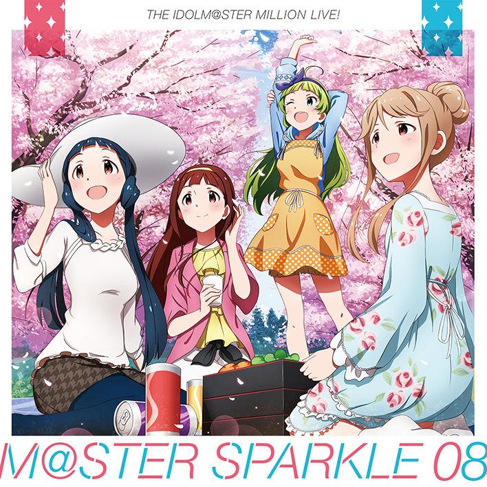 『アイドルマスター ミリオンライブ! シアターデイズ』<br /> THE IDOLM@STER MILLION LIVE! M@STER SPARKLE 08