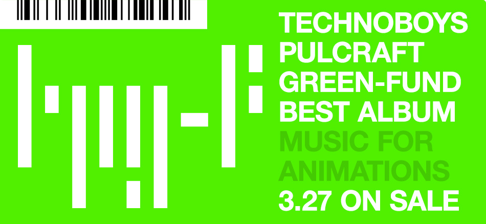 TECHNOBOYS PULCRAFT GREEN-FUND
