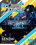 THE IDOLM@STER SideM 3rdLIVE TOUR ~GLORIOUS ST@GE!~ LIVE Blu-ray[Side SENDAI]